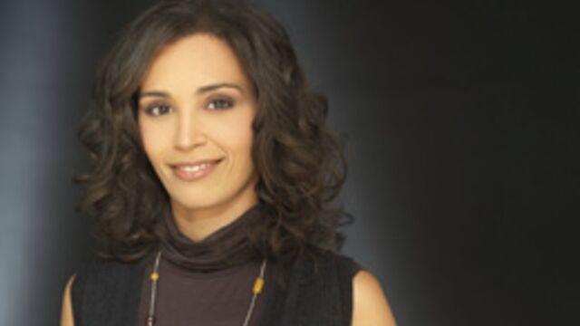 Aïda Touihri présente le 20 heures !