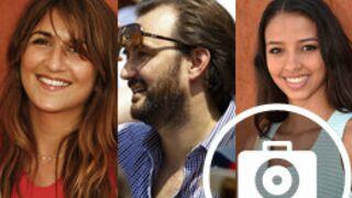 Roland-Garros : Géraldine Nakache, Flora Coquerel... les people ont répondu présent (25 PHOTOS)
