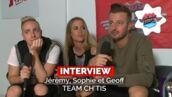 """Sophie et Geoff (Friends Trip 3) : """"Nous ne sommes pas un couple fake de la télé-réalité"""" (VIDEO)"""