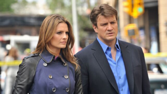 Castle (France 2) s'offre Interventions (TF1)