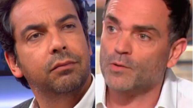 Yann Moix reproche une «saloperie» à Patrick Cohen (VIDÉO)