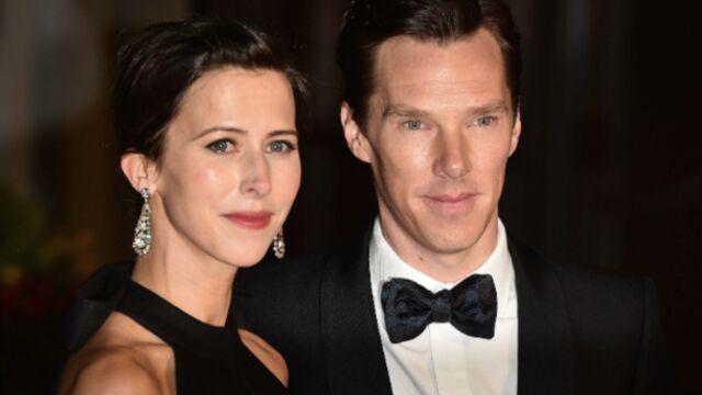 Benedict Cumberbatch s'est marié à la Saint-Valentin !