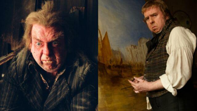 CANNES 2014 : Timothy Spall, de Harry Potter à Mr. Turner