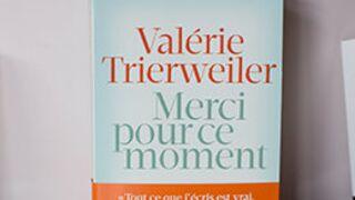 Valérie Trierweiler serait déjà millionnaire grâce aux ventes de Merci pour ce moment