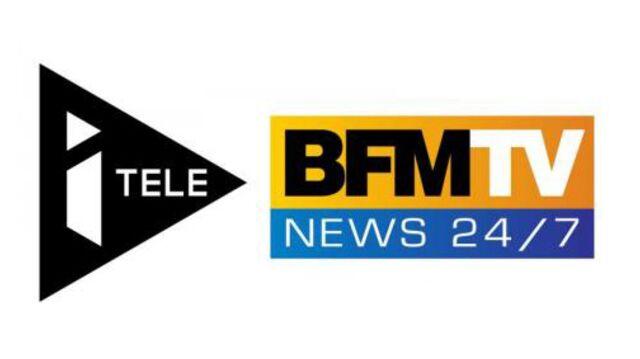 Attentats : BFMTV et i>télé voient leurs audiences gonfler