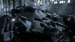 Batman vs Superman : premières photos officielles de la Batmobile !