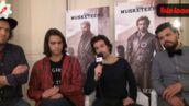 "The Musketeers (NRJ 12) : ""C'est une série très sexy !"" (VIDEO)"