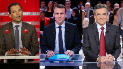 François Fillon, Emmanuel Macron, Benoit Hamon... quel âge ont les candidats à l'élection présidentielle ?