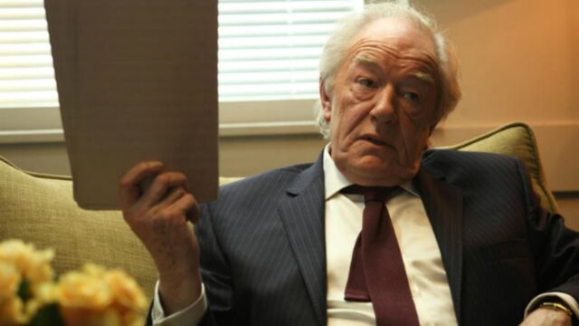 JK Rowling retrouve Dumbledore dans The Casual Vacancy