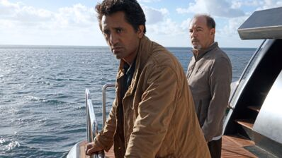 Fear The Walking Dead (S02E01) : Travis et sa bande sont sur un bateau et ça tombe (un peu) à l'eau