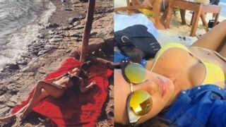 Instagram : Laury Thilleman et Leila Ben Khalifa ultra-sexy en maillot de bain... (37 PHOTOS)