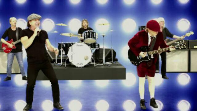 Le clip de la semaine : découvrez le nouvel hymne d'AC/DC (VIDEO)