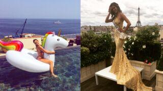Instagram : Pauline Ducruet s'éclate à Monaco, Miss France et la Tour Eiffel... (64 PHOTOS)