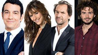 Cannes 2015 : Doria Tillier, Stéphane de Groodt et Maxime Musqua arrivent au Grand Journal