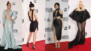American Music Awards 2015 : Jennifer Lopez, Kendall Jenner... les looks les plus sexy du tapis rouge (PHOTOS)