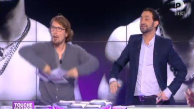 Cyril Hanouna a cartonné sur D8 avec Lorànt Deutsch
