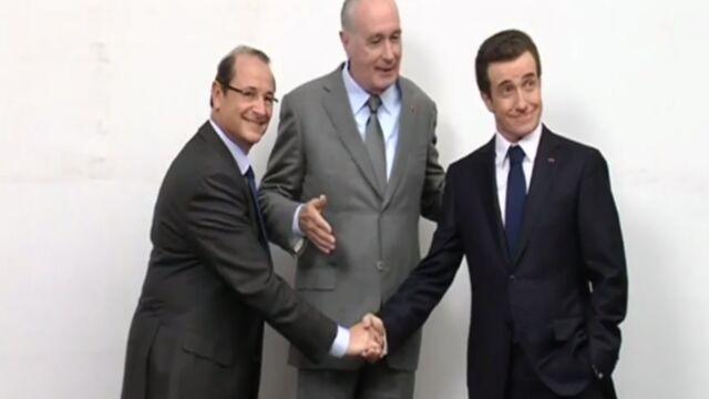 Trois présidents pour La dernière campagne de France 2 (VIDEO)