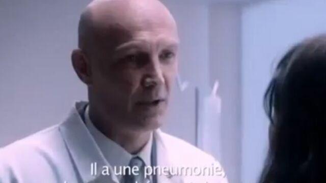 Frank Leboeuf, chirurgien de cinéma (VIDEO)