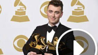 Grand vainqueur des Grammy Awards 2015, mais qui est Sam Smith ? (VIDEOS)