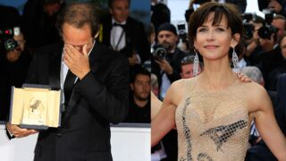Cannes 2015 : Sophie Marceau sexy, l'émotion de Vincent Lindon (PHOTOS)