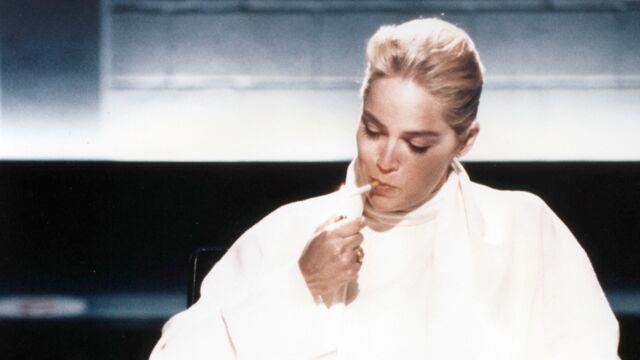 L'actrice du dimanche : Sharon Stone, terriblement dangereuse et sensuelle dans Basic Instinct (27 PHOTOS)