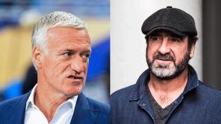 Affaire Benzema : Didier Deschamps, furieux, tacle Eric Cantona