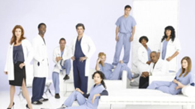 "TF1 dit merci à ""Grey's anatomy"""