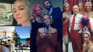 Cannes 2016 : Uma Thurman se pomponne, Kevin Spacey s'éclate... Les people sur Instagram (35 PHOTOS)