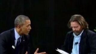 """Barack Obama : """"Un 3è mandat, ce serait comme faire Very Bad Trip 3"""""""