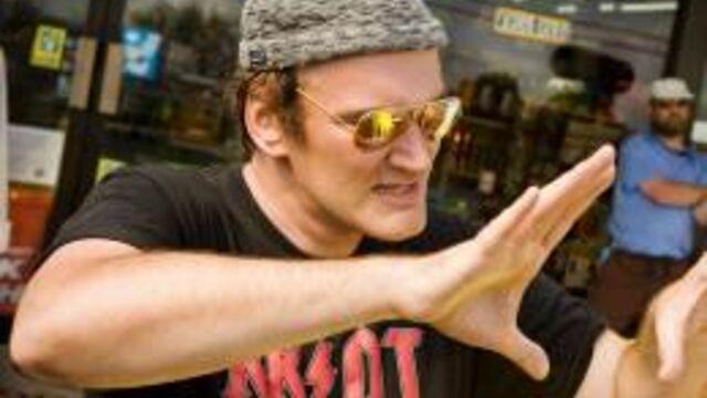 Quentin Tarantino, invité d'honneur de Canal+