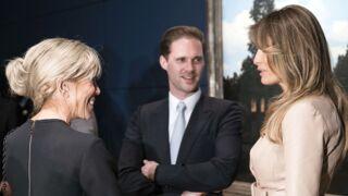 Brigitte Macron : à Bruxelles, sa robe courte fait jaser les internautes ! (REVUE DE TWEETS)