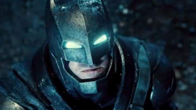 Batman contre Superman : la bande-annonce dévoilée ! (VIDÉO)