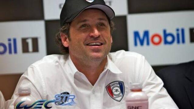 Patrick Dempsey de retour sur le circuit du Mans !