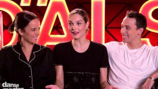 Danse avec les stars 7 : la réaction de Grégoire Lyonnet au baiser d'Alizée et Camille Lou