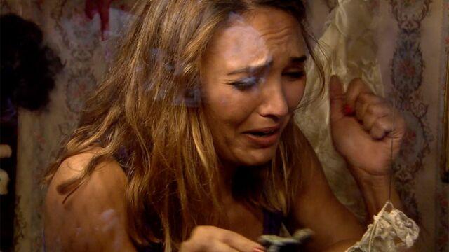 Valérie Bègue terrifiée face aux scorpions dans Fort Boyard (VIDEO)