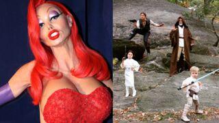 Halloween 2015 : Heidi Klum, Nabilla, Hugh Jackman... les meilleurs costumes des people ! (98 PHOTOS)