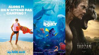 Camping 3, Le Monde de Dory, Independence Day 2, Tarzan... Tous les films de l'été 2016 ! (45 PHOTOS)