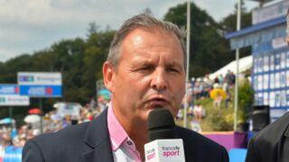 """Exclu. Thierry Adam réagit aux rumeurs de son éviction du Tour de France : """"Si ça se confirme, ça va chauffer !"""""""