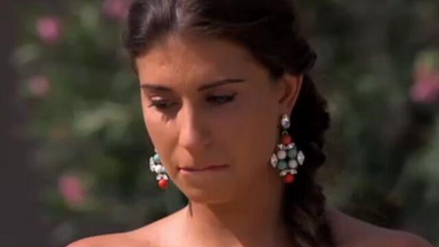 Martika en pleurs après son élimination par le Bachelor (VIDEO)