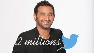 Cyril Hanouna passe le cap des 2 millions de followers sur Twitter !