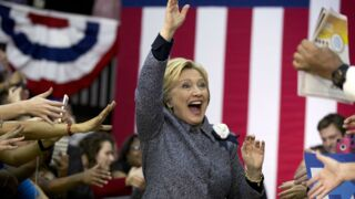Hillary Clinton, une démocrate à l'assaut de la Maison Blanche (30 PHOTOS)