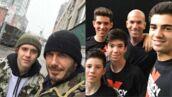 Zidane, Beckham, Messi… Footballeurs et daddys poules (28 PHOTOS)