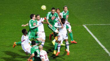 Ligue 1 : Saint-Étienne arrache le nul face à Brest