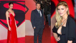 Batman v Superman : décolletés extravagants, robes transparentes... une avant-première trop sexy à Londres (19 PHOTOS)