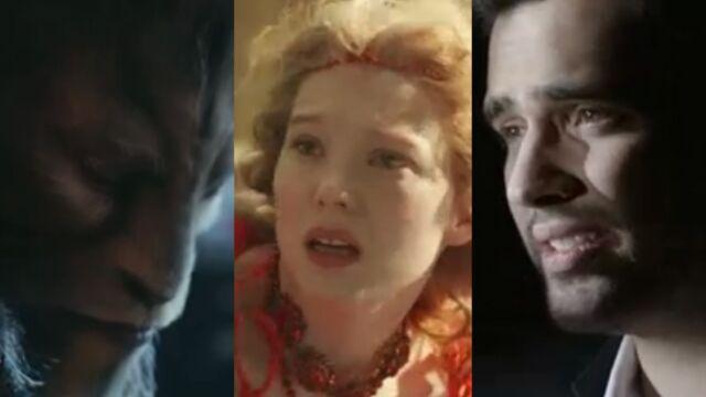Yoann Fréget (The Voice) présente Sauras-tu m'aimer ?, extrait de La Belle et la Bête (VIDEOS)
