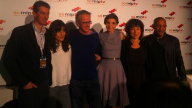 Christophe Lambert, héros d'une série pour France 2