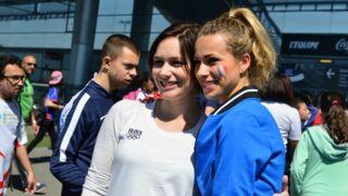 Nathalie Péchalat, Marion Rousse et d'autres sportifs… s'investissent pour les enfants de l'association Premiers de Cordée (9 PHOTOS)