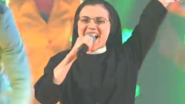 Sœur Cristina, l'incroyable gagnante de the Voice Italie (VIDEOS)