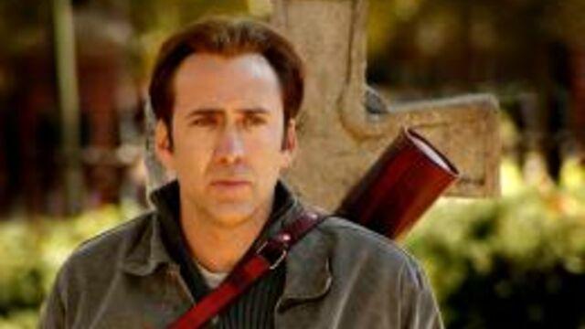 Nicolas Cage dans le remake américain de Papillon noir
