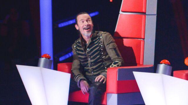 """Florent Pagny (The Voice) : """"Avec Mika, j'étais au spectacle"""""""